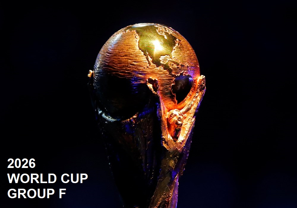 World Cup 2026 Group F