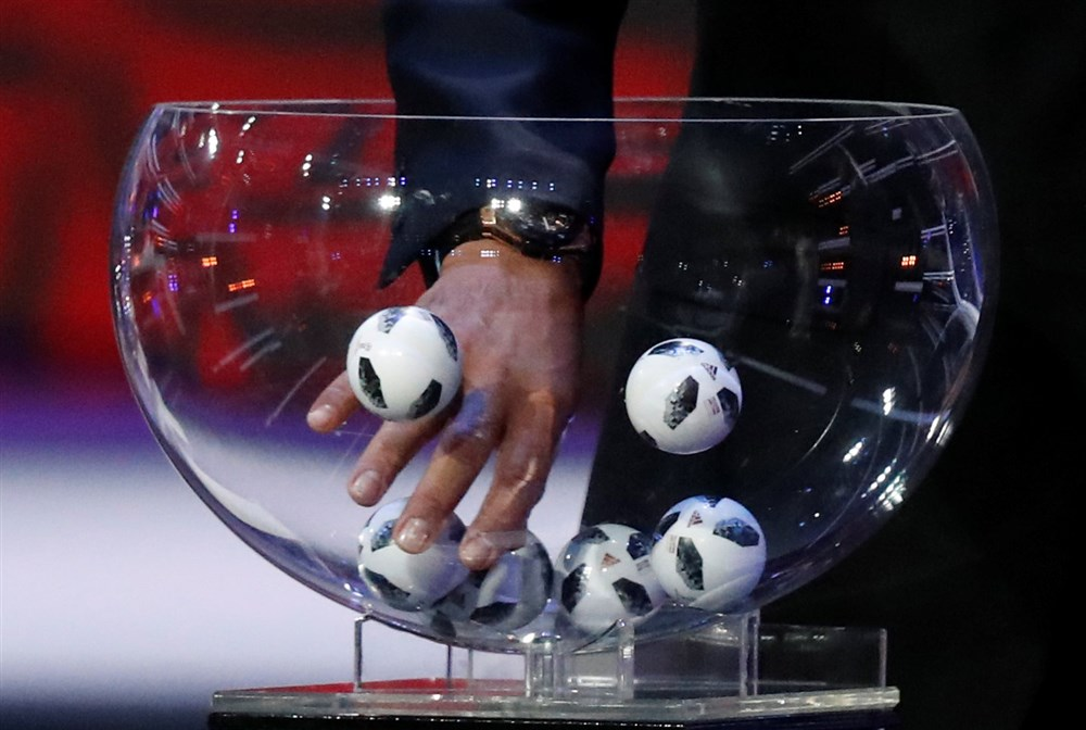 World Cup 2026 Draw play-offs