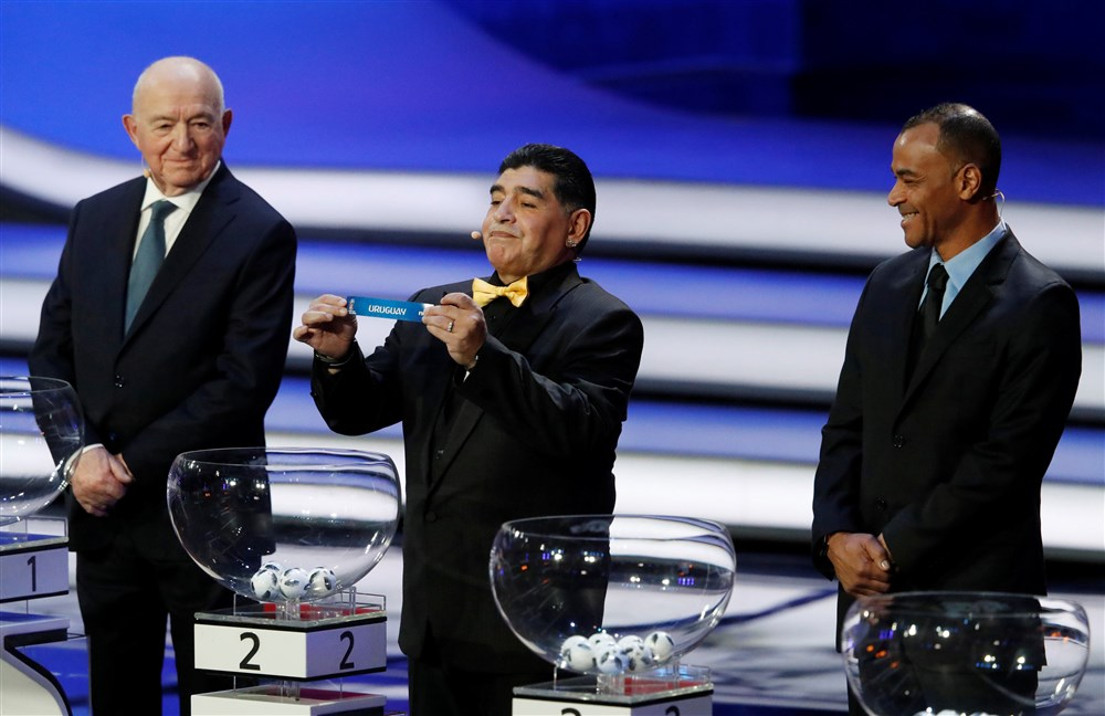 World Cup 2026 Draw Preliminary